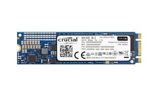 modulo Crucial MX300