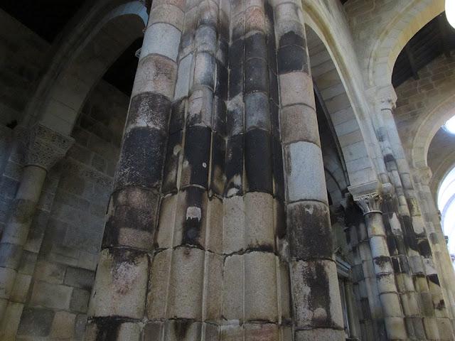 incêndio do Mosteiro do Salvador de Paço de Sousa