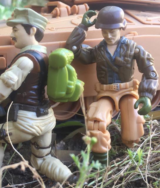 1987 Rumbler, Crossfire RC, 1986 Mission to Brazil Leatherneck, 1985 Mauler MBT
