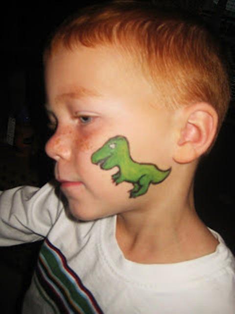 Simple Face Painting Designs Kids Paint Ideas