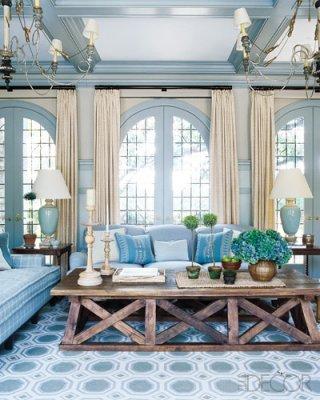 Modern English-Tudor Style & Unexpected Interiors: Modern English-Tudor Style
