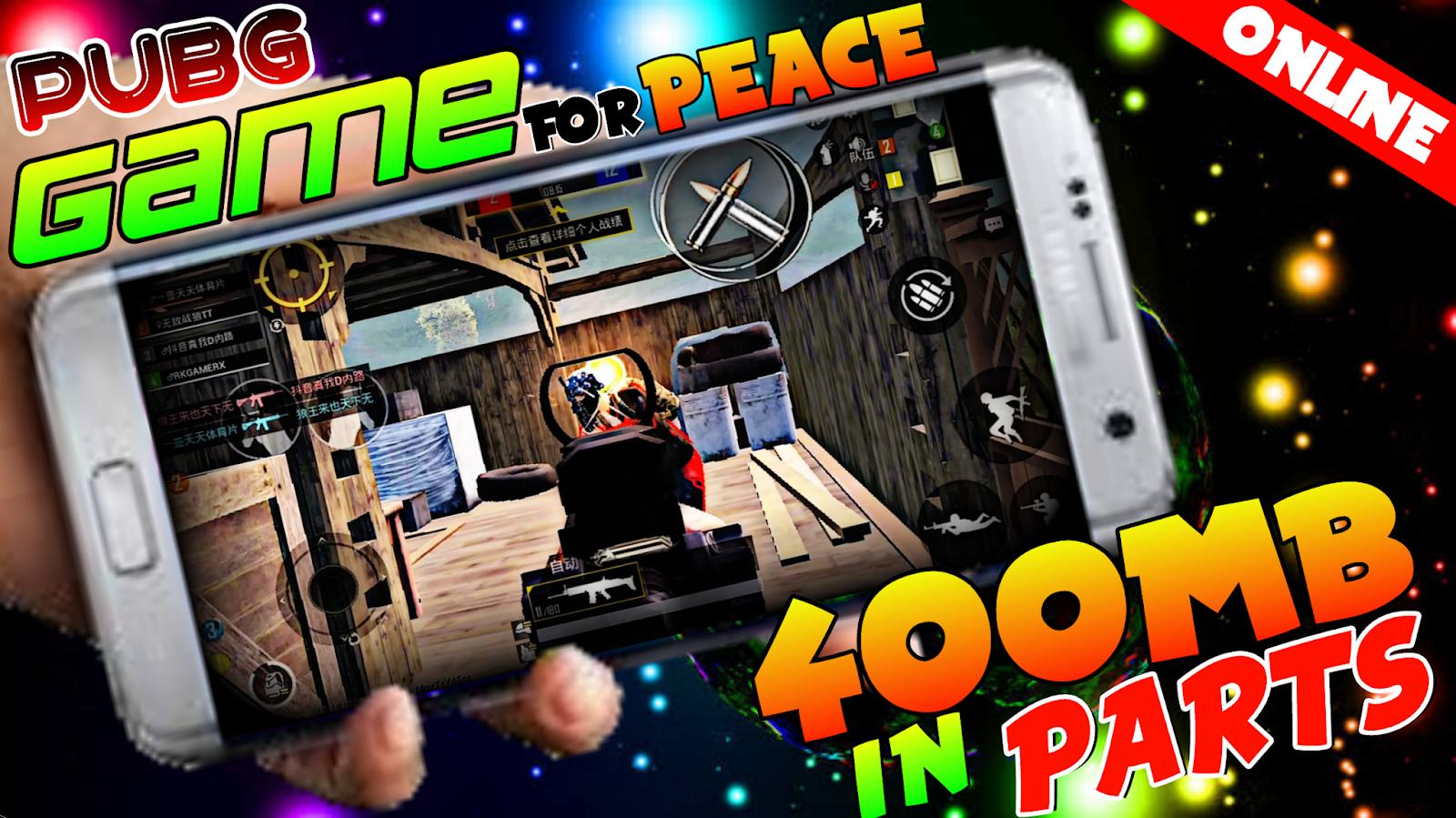 Download Game For Peace Highly Compressed Apk Data For Android