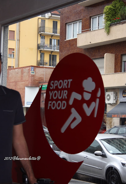 Sport Your Food