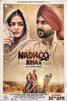Nadhoo Khan 2019 Punjabi 720p WEB-DL 1GB