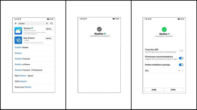 شاهد أولى صور نظام ARK OS الجديد الذي سيأتي به هواتف هواوي بدلا عن الأندرويد