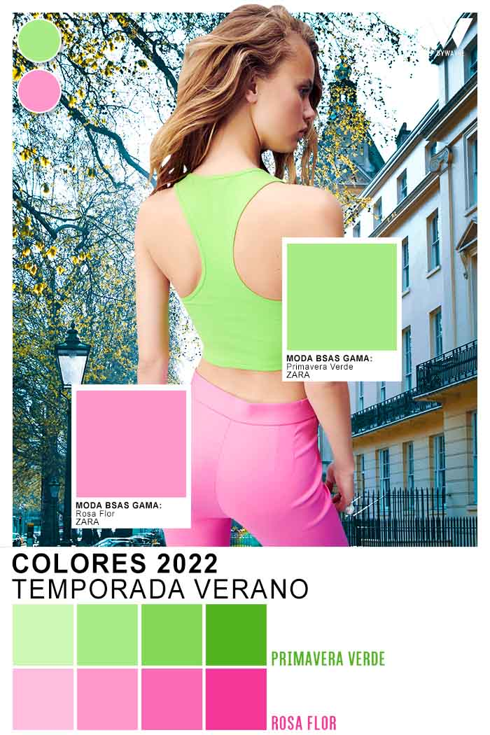 colores primavera verano 2022 moda
