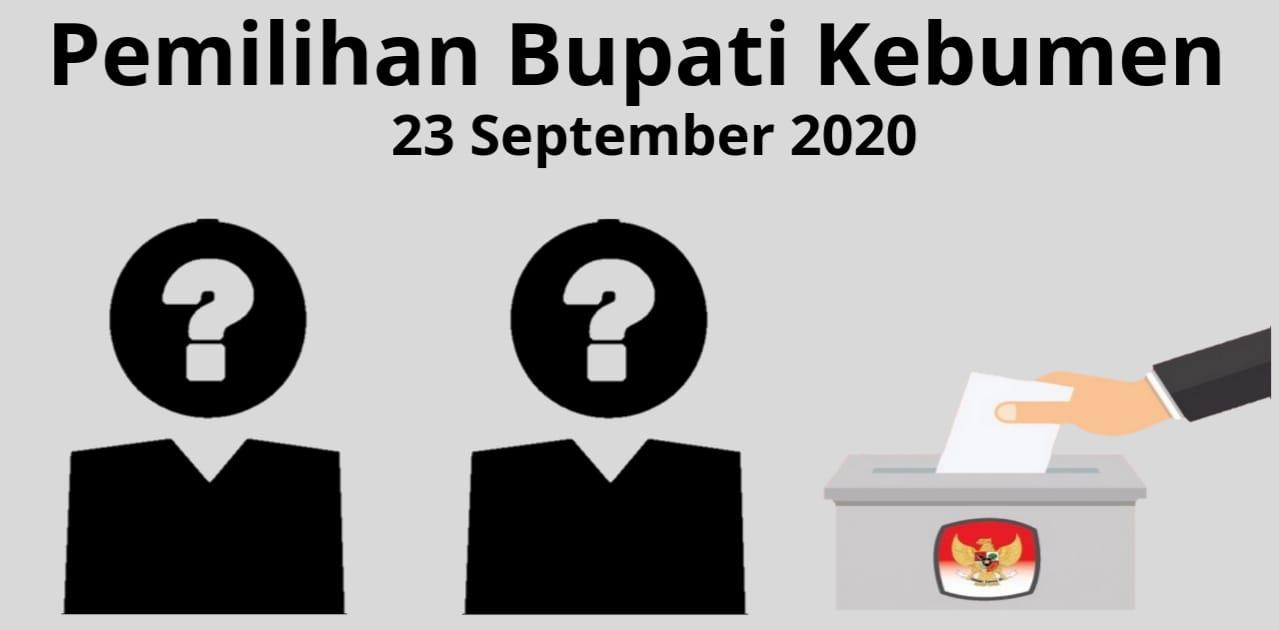 Pilbup Kebumen digelar 23 September 2020
