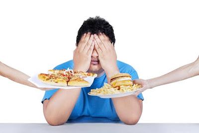 Makanan Yang Tidak Boleh Anda Makan Saat Stress