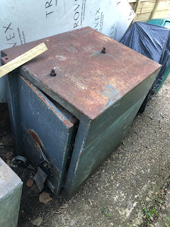 image of a large safe