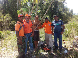 Recuperan cadáver de un hombre que cayó al mar Caribe