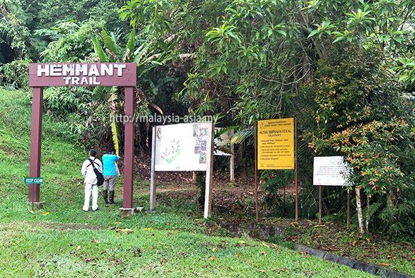 Hemmant Trail Fraser's Hill