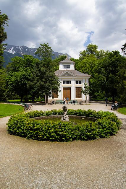 Hofgarten-Innsbruck