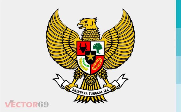 Lambang Garuda Pancasila - Download Vector File SVG (Scalable Vector Graphics)