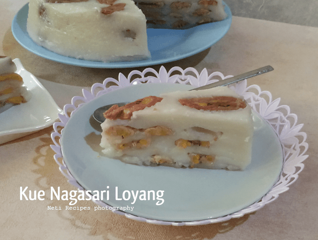 Nagasari loyang @NetiRecipes