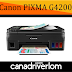 Canon PIXMA G4200 Printer Driver Download For Mac, Windows And Linux