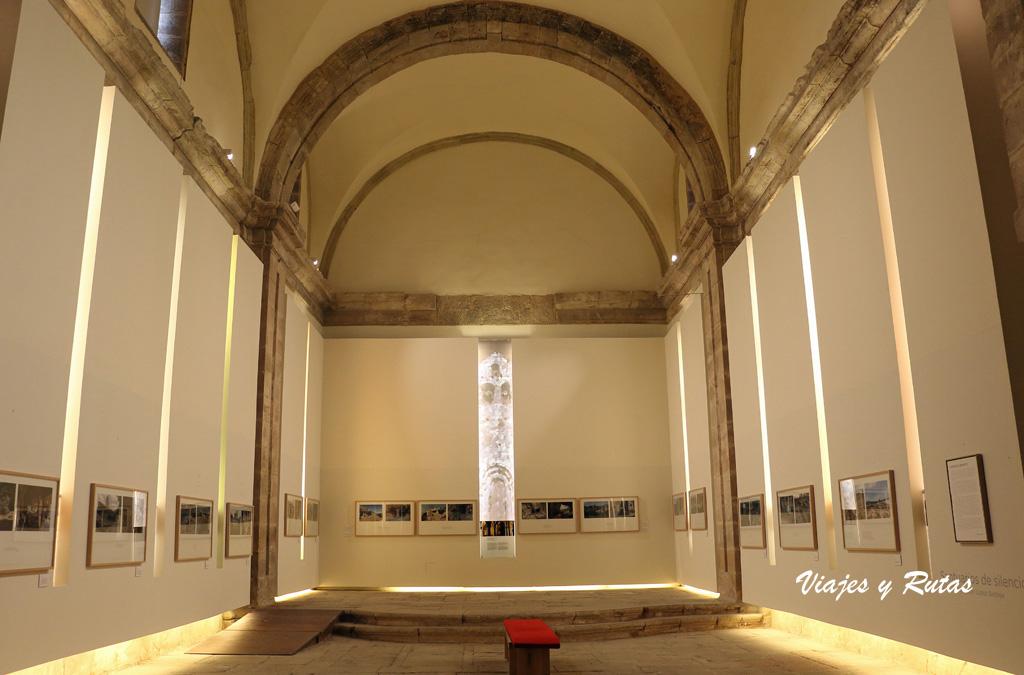 Capilla del Cristo del Monasterio de Santa María la Real, Aguilar