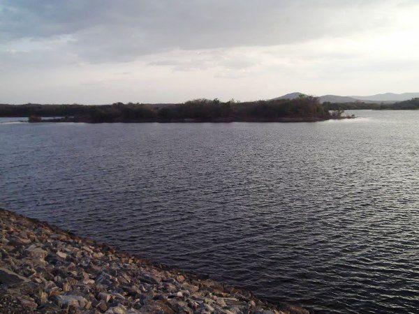 Açude Cachoeira termina 2020 com pouco mais de 36% de sua capacidade total