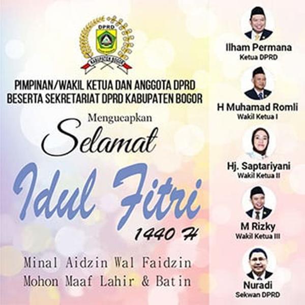 Selamat Idul Fitri 1440 H Media Wawasan