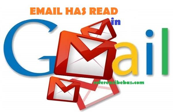 Mengetahui Email Anda Sudah Di Baca Atau Belum