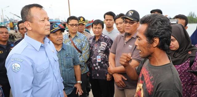 Kepercayaan Publik Rendah, Gerinda: Kerja Edhy Prabowo Senyap