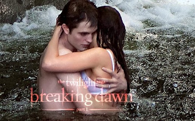 Twilight Breaking Dawn Film Foto's