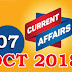Kerala PSC Daily Malayalam Current Affairs 07 Oct 2018