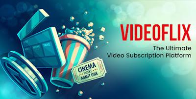 Nulled Script Videoflix 2018 Tv Series Cms
