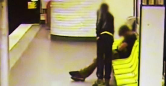 Ladrão rouba bêbado no metrô e depois volta para salvá-lo