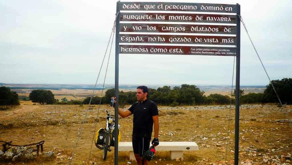 Tranquilidad en el Camino de Santiago