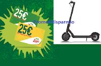 Logo Concorso '' Zespri C Ricarica '' : in palio 300 Card Idea Shopping e monopattini Xiaomi Electric