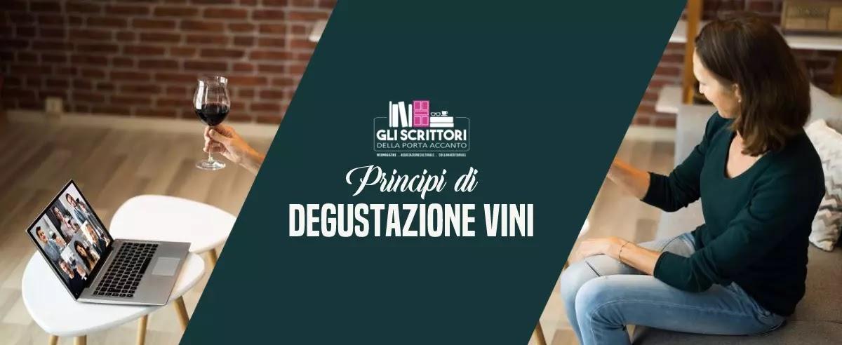 Principi di degustazione vini