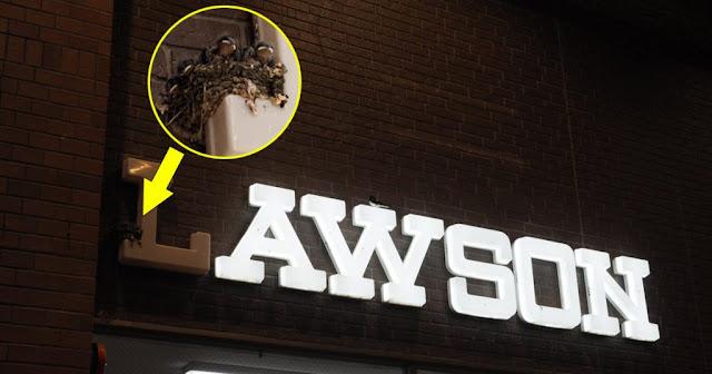 Dikira Lampu Rusak, Ternyata Huruf 'L' di Lawson Jepang Sengaja Dimatikan karena Hal Ini...