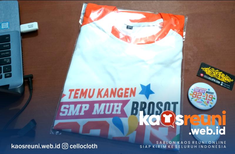 Hasil Produksi Konveksi Kaos Reuni Sablon Siap  Kirim Ke Seluruh Indonesia (10)