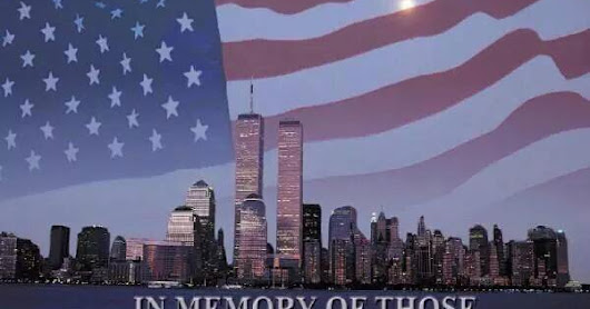 September 11th - Never Forget