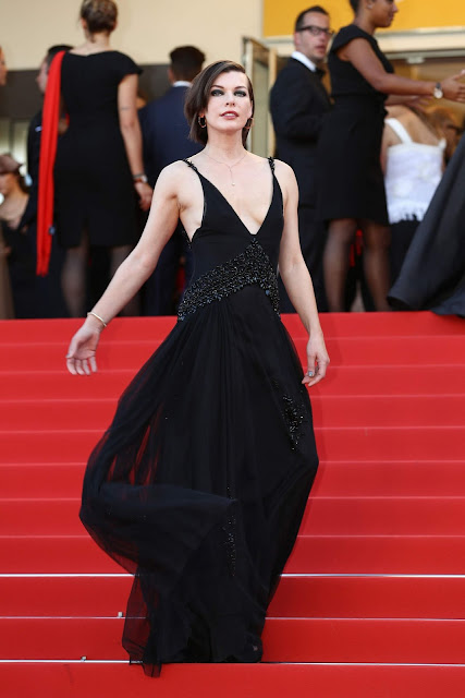 Milla Jovovich – 'The Last Face' Premeire at 69 Cannes Film Festival in Cannes