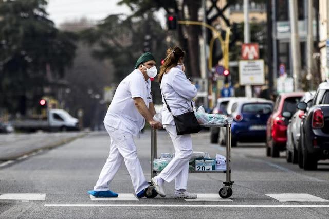 (Ilustrasi: AFP/PIERO CRUCIATTI)