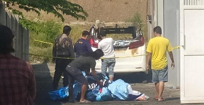 Polisi Temukan Jenglot di Tas Milik Pembakar Mobil Via Vallen