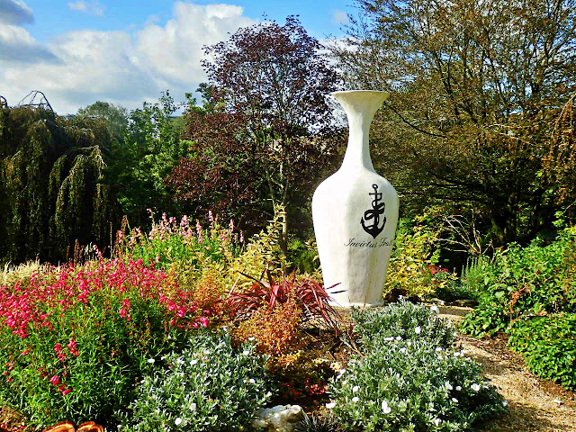 Victoria Gardens in Truro, Cornwall