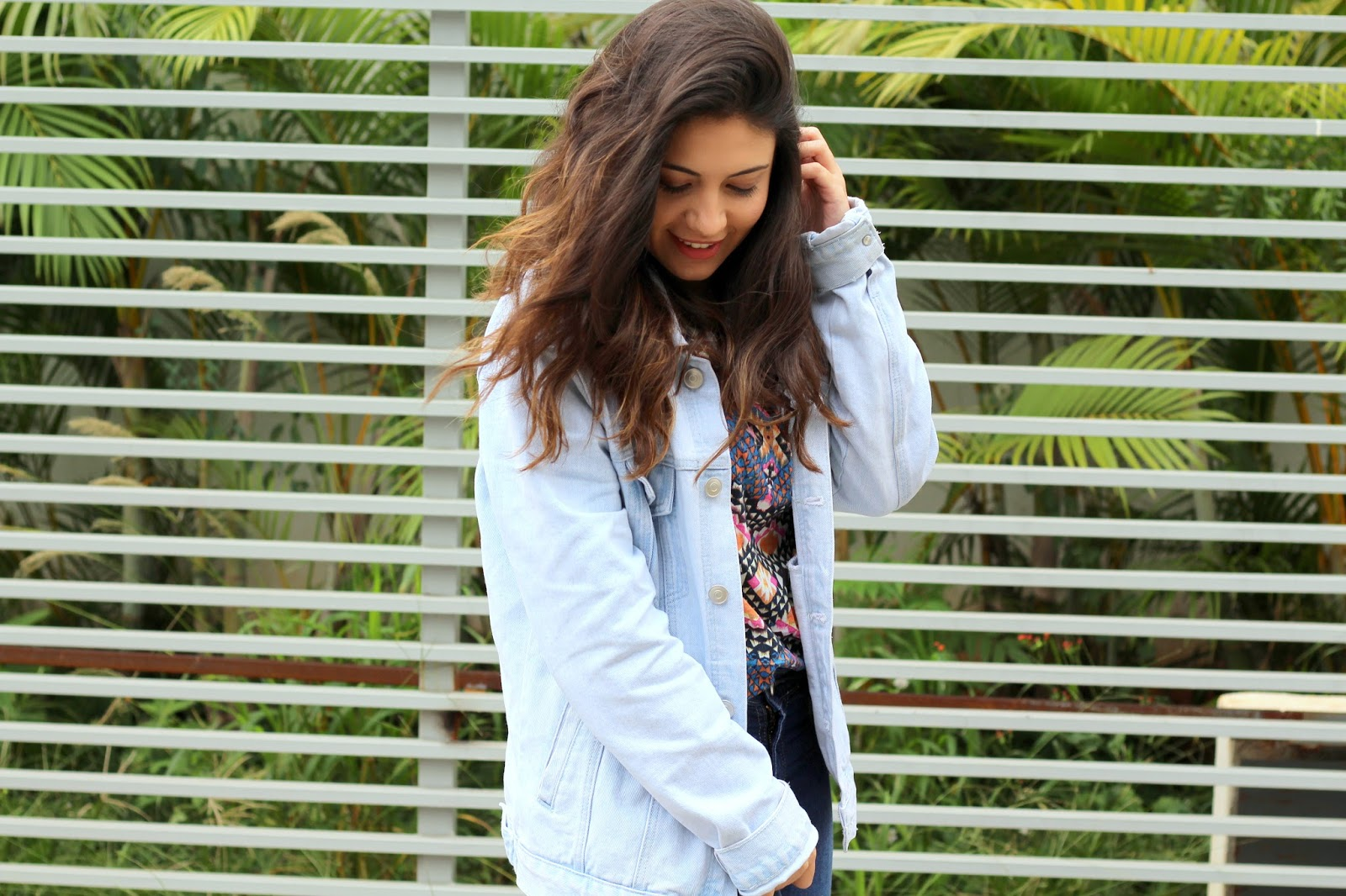 Jeans sawary Ana do dia Look do dia