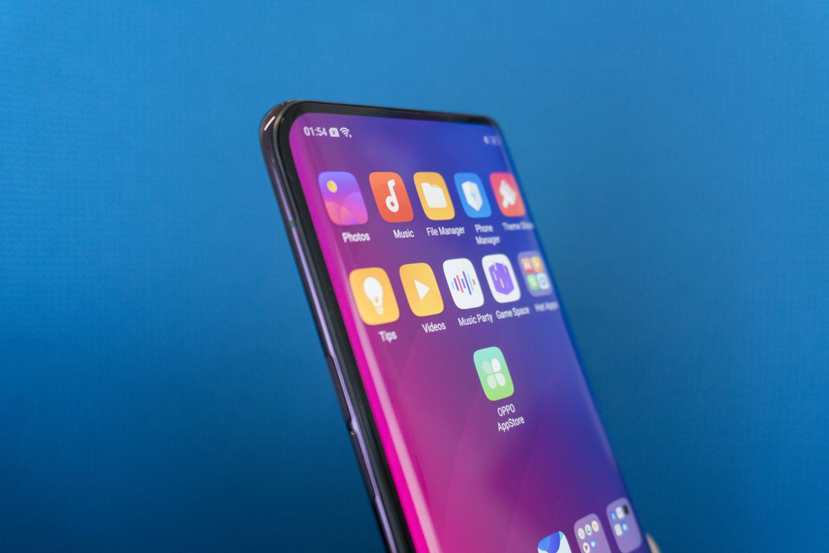 Oppo Find X is the notch all-display phone | kol7agaonline