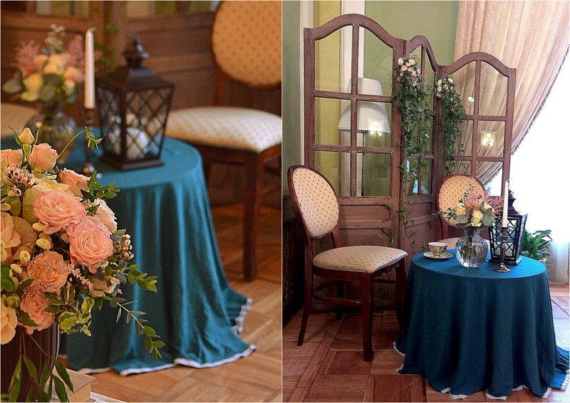оформление фото зоны на свадьбу