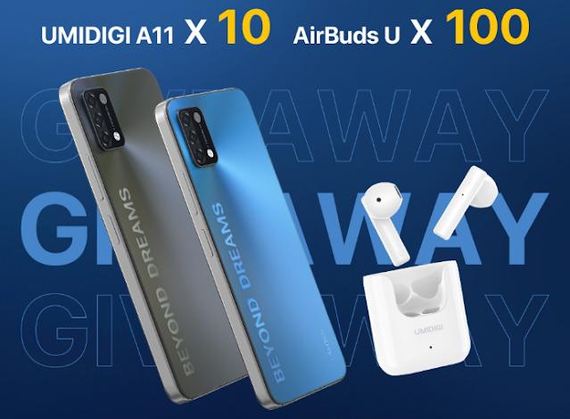 تم إطلاق هاتف UMIDIGI A11 عالميًا بسعر 100 دولار