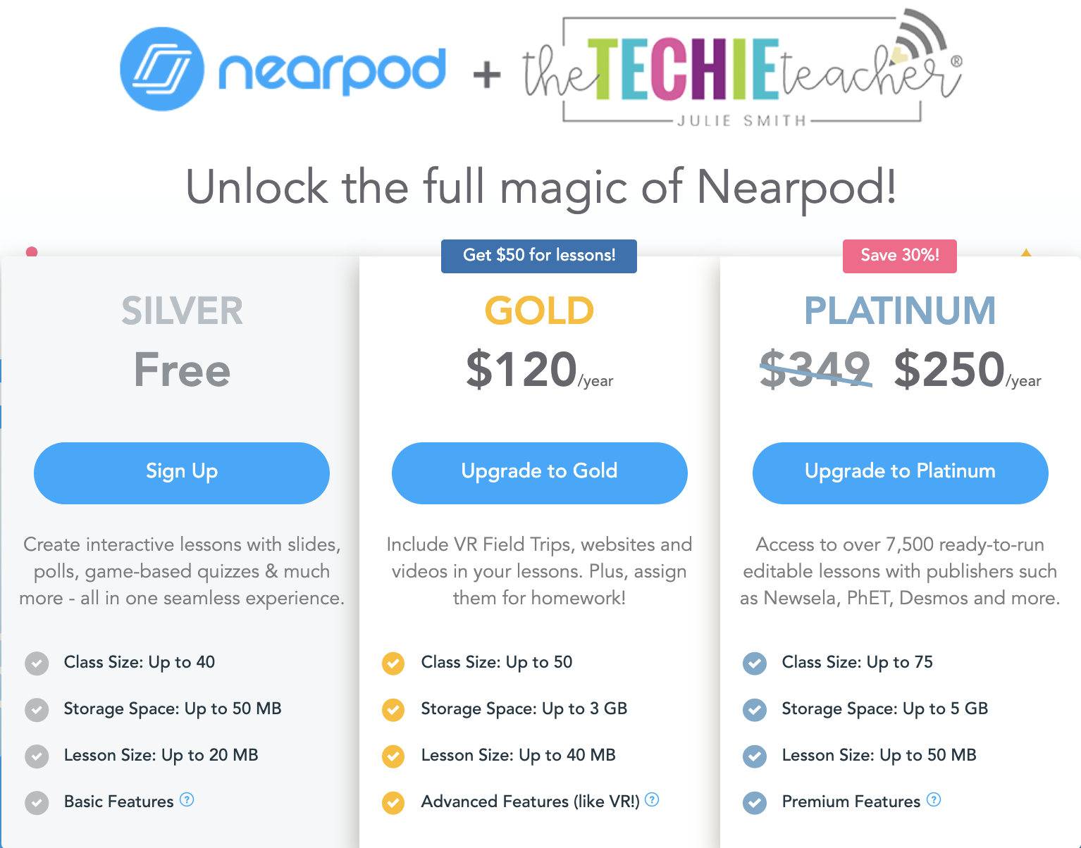 Nearpod and The Techie Teacher