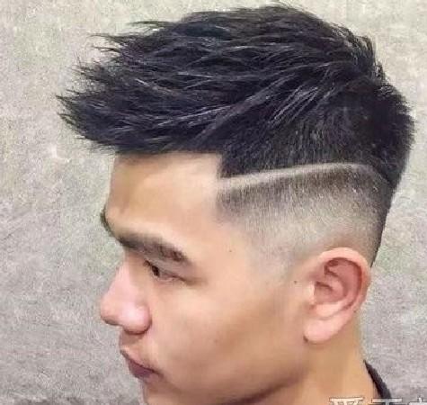 rambut mandarin pria