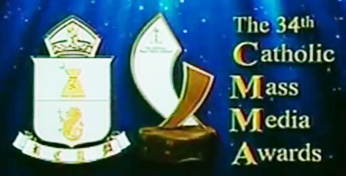 34th Catholic Mass Media Awards 2012 List of Winners