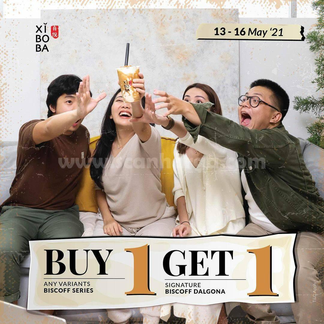 Xi BO BA Promo LONG WEEKEND SPESIAL LEBARAN – BELI 1 GRATIS 1