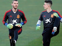 Compete with David de Gea, Kepa Arrizabalaga Open