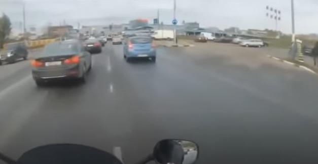Τροχαία ατυχήματα στη Ρωσία