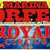 """Trani. L'appello del Circo Marina Orfei: """"Ricordatevi di noi"""""""