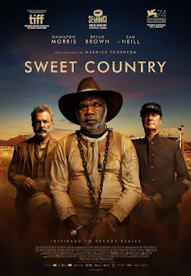 Sweet Country 2017 DVD R1 NTSC Sub *EXCLUSIVO*